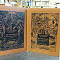 Lovecraft, tanabe, les montagnes hallucinées, ki oon, 2 vol 20€
