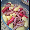 Cookeo : choucroute