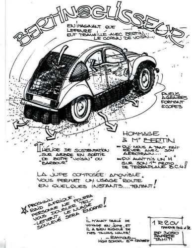 Citroen 2cv 2cv surf citro n dessins humoristiques - Dessin humoristique voiture ...