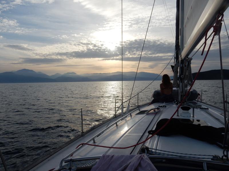 En route pour Nisis Trizonia, T2A expeditions en Grèce, 291018 DSCN8590