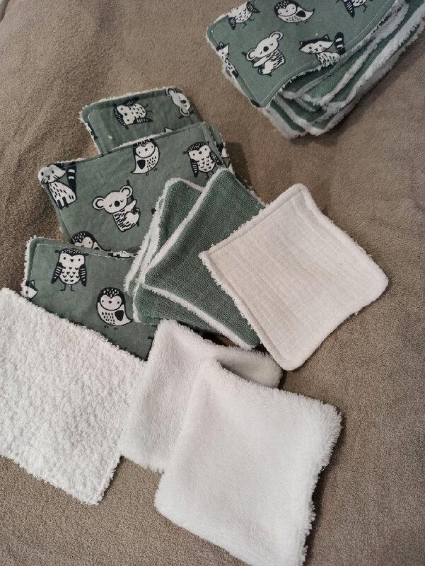 trousseau de toilette bébé cape de bain DIY couture mamanboucledor