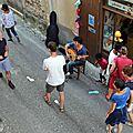 Deux jours pour découvrir les artistes du village et leurs invités
