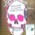 Graffitis d'hier