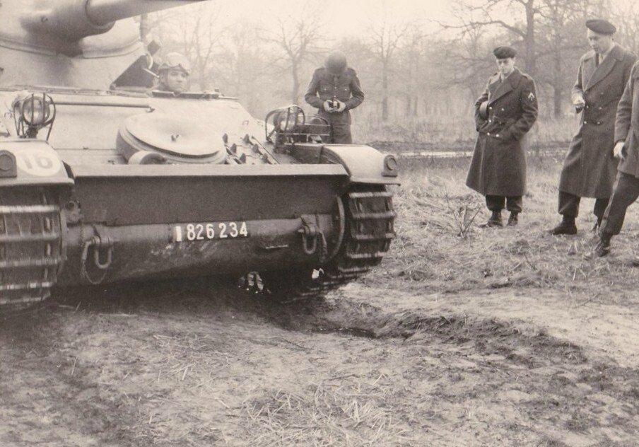1964 Char de combat (CRAC) 005