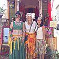 beaux costumes médiévaux