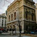 Opéra Comique, place Boieldieu.