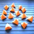berlingots orange
