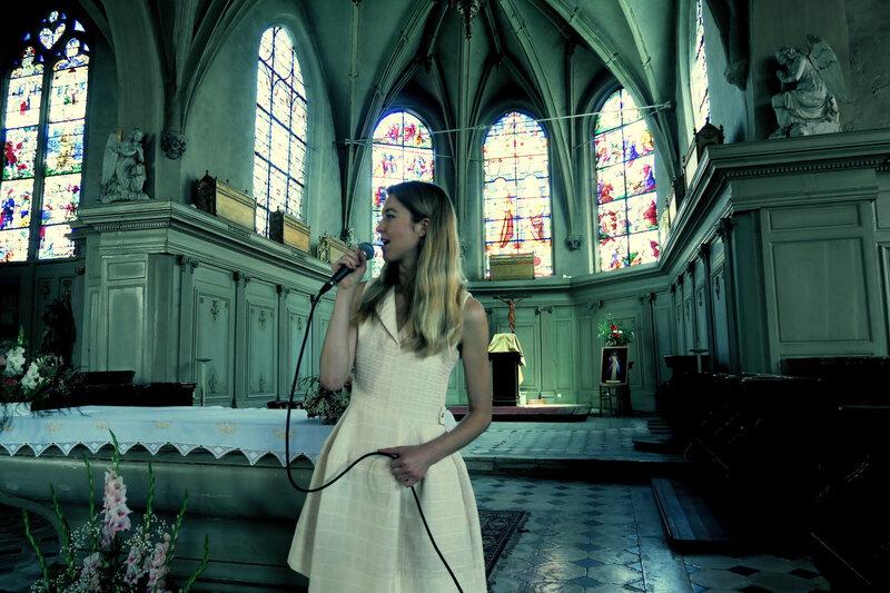 Chanteuse pour messe de mariage chrétien •chant classique liturgique •Ave Maria Schubert •Happy Day •musiciens gospel pour cérémonie •EVREUX BERNAY ANGERS RENNES TOURS SAINT MALO PARIS