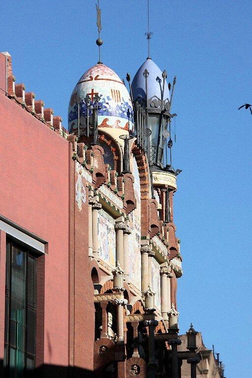 Barcelone -La Ribera, Palau de la Musica_5910
