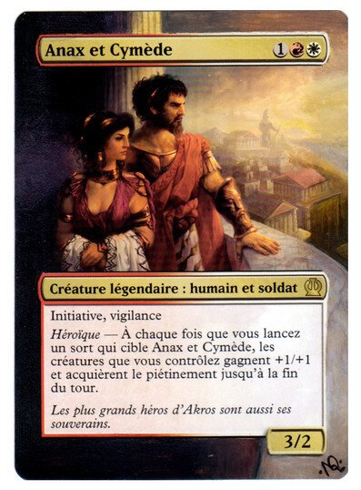 Anax & Cymede Altered