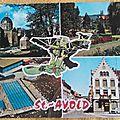 Saint Avold datée 1971