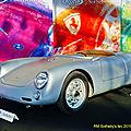 Porsche 550 spyder Wendler #550