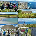 Un weekend à galway et inishmore