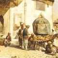 Rob GILLAR - Le marchand de pain