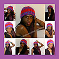 purple red woolly hat 2018 p