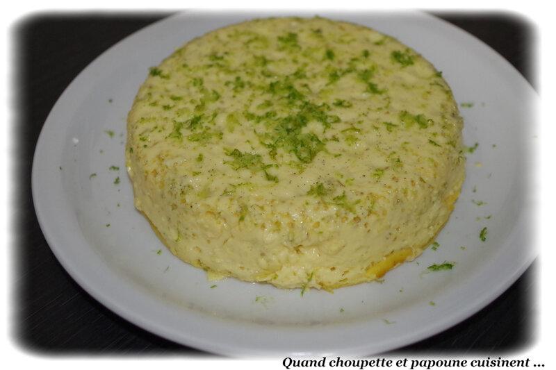 Flan coco citron vert-2331