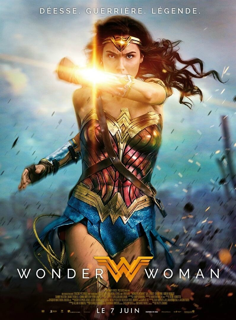 Wonder Woman, de Patty Jenkins (2017)