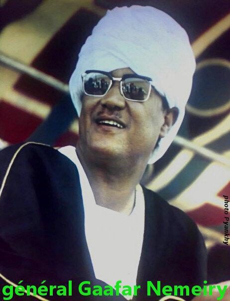 1973-Gaafar Nemeiry