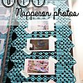 Diy napperon photos