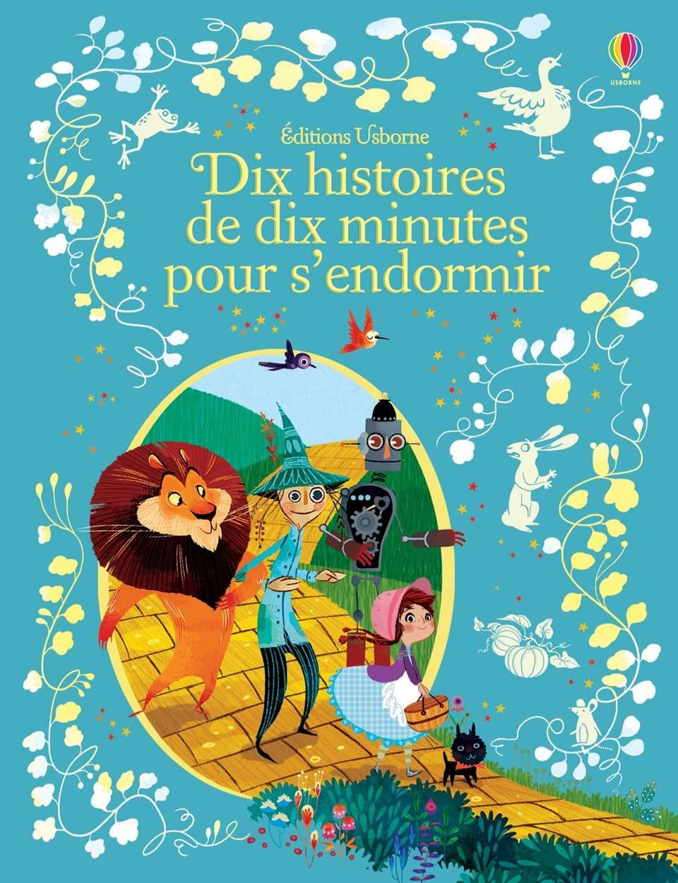 """Usborne - """"Dix histoires de dix minutes pour s'endormir""""."""