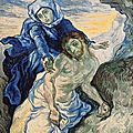 'christ was the greatest of all artists'. vincent van gogh