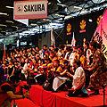 Show Yosakoi sur scène sakura (4)