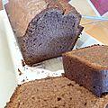 cake de Magui à la farine de chataignes