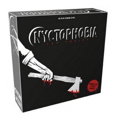 Boutique jeux de société - Pontivy - morbihan - ludis factory - Nyctophobia