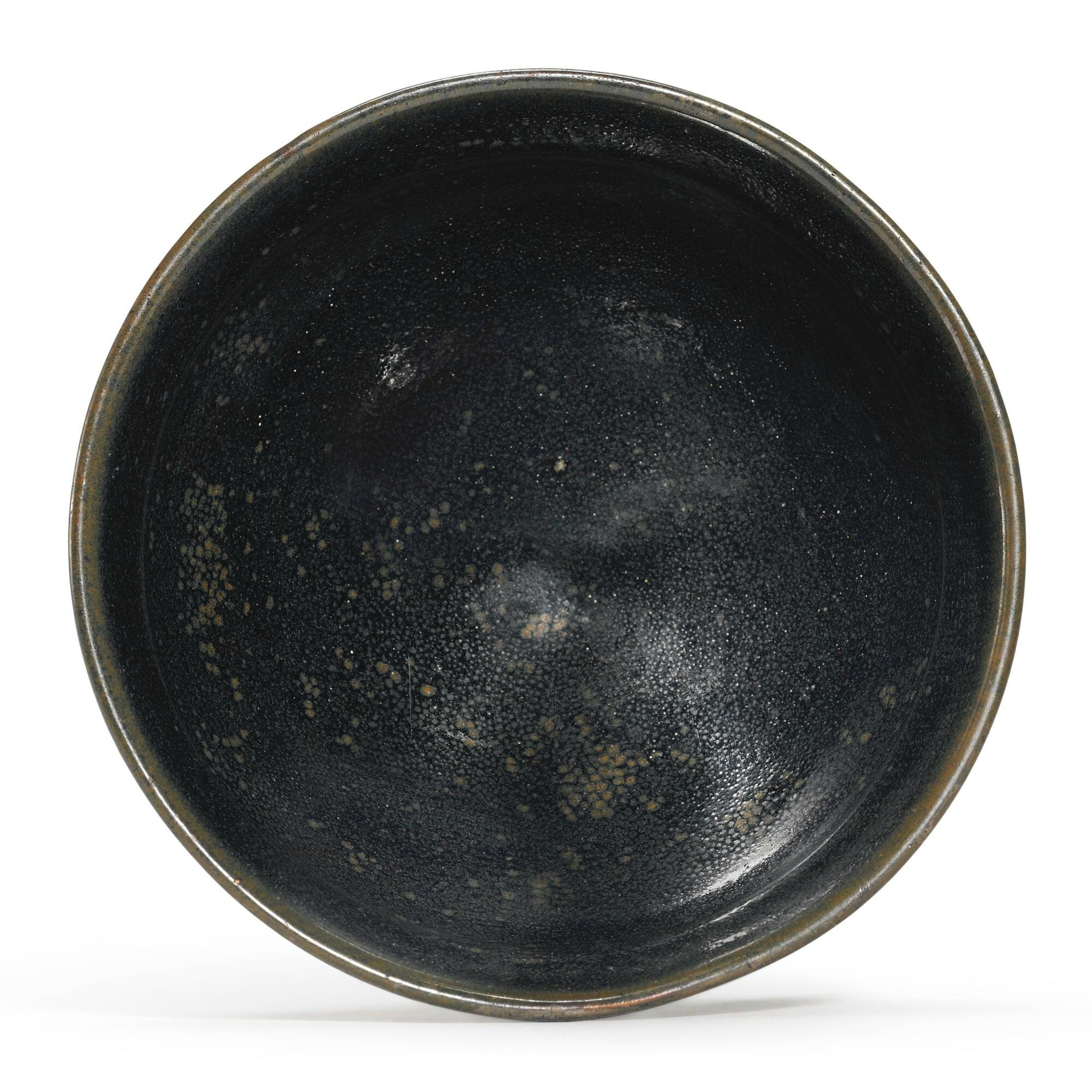 A Henan Black-Glazed 'Oil-Spot' Bowl, Northern Song-Jin Dynasty