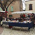15ème fête du romarin à opoul-périllos - oxymoron editions et kamash y étaient