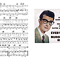 Everyday (partition - sheet-music)