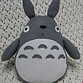 Totoro feutrine!
