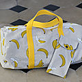Un cadeau d'anniversaire qui donne la banane!