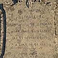Balere eugène paul (mouhers) + 24/10/1918 santenay-les-bains (21)