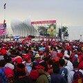 G016 Le 19 juillet : 28 ième anniversaire de la révolution sandiniste