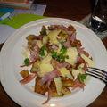 Patates-bacon-fromage, trois bonnes choses qui vont bien ensemble