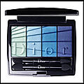 dior colour gradation palette regard blue