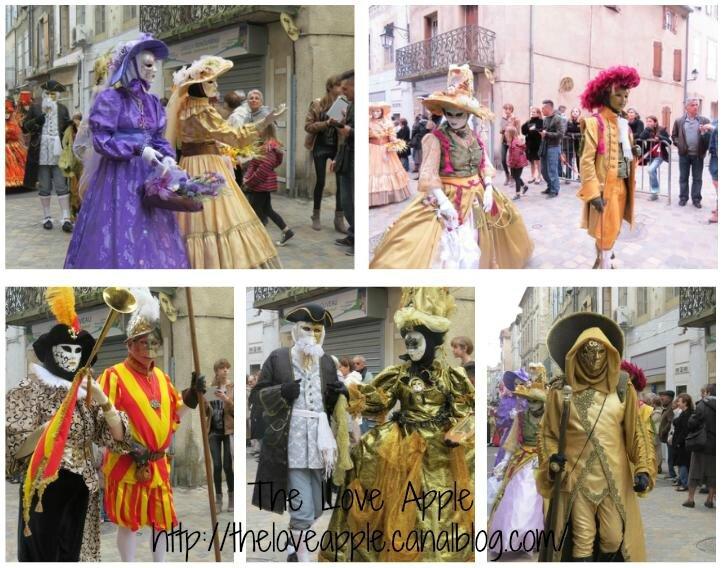 """Carnaval """"Es arribat"""" à Limoux - 2014"""