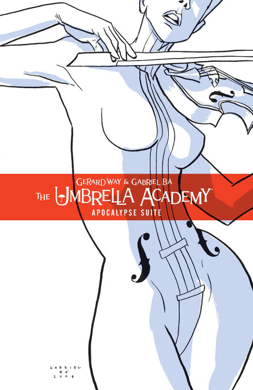 Dark Horse The Umbrella Academy