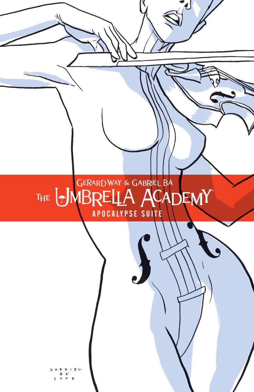 Dark Horse The Umbrella Academy