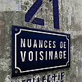 21 nuances de voisinage, collectif des editions hélène jacob