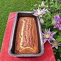 Dessert : cake moelleux au citron