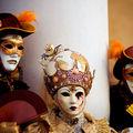 Les masques de carmina