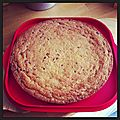 Giant cookie...