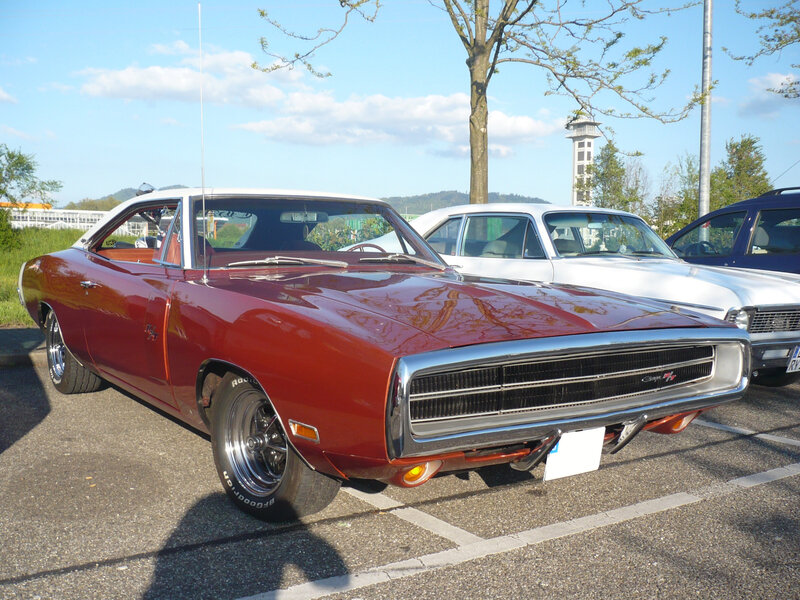 DODGE Charger R-T 1970 Offenbourg (1)