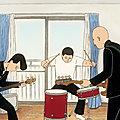 au cinéma le 19 mai on-gaku : notre rock