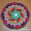How to crochet a mandala? thank you arne & carlos