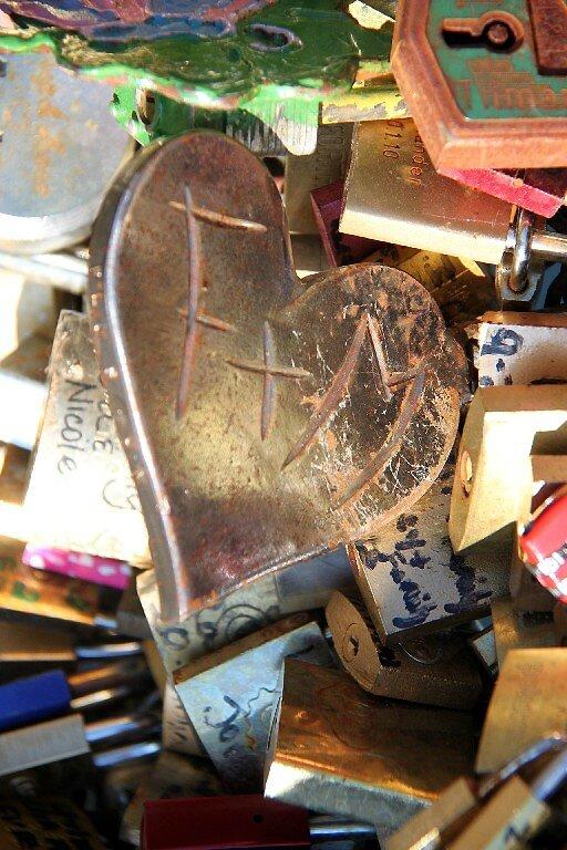 Coeur, cadenas, Pont des Arts_2304