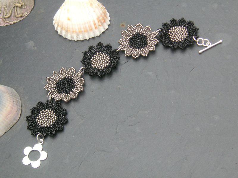 Bracelet Popper Flowers