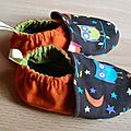 chaussons #11